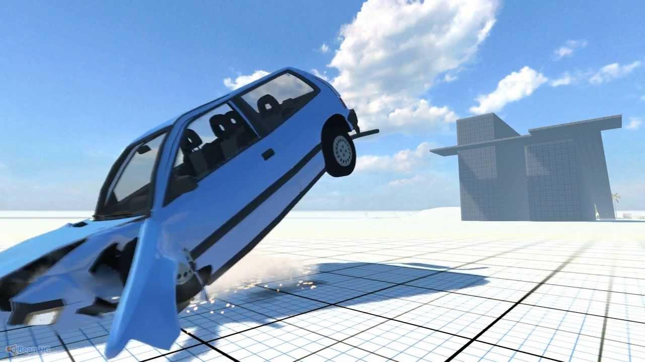 Music Video Slow Motion Car Crash