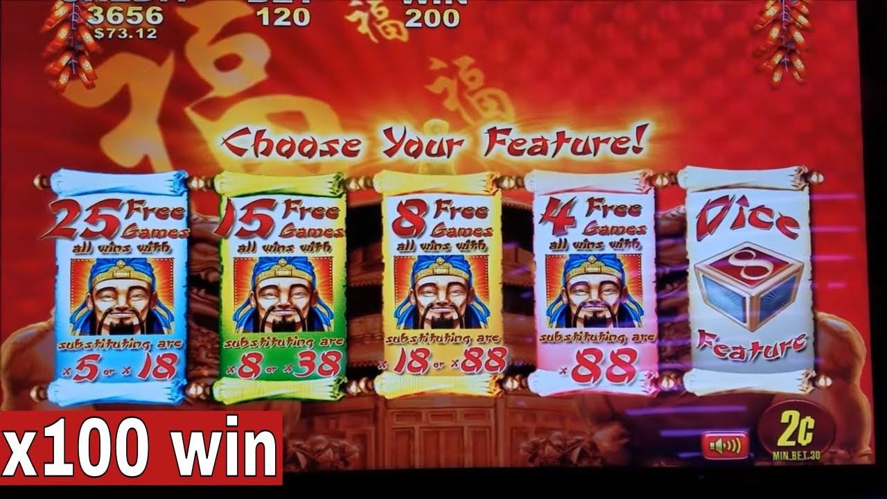 Lucky 88 Slot Machine Big Win