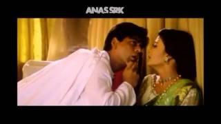 شاروخ خان و اشواريا راي.......... كنت أعرف أنني أحبك.