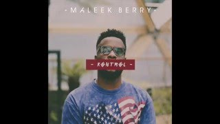 Maleek Berry - Kontrol (Official Audio)