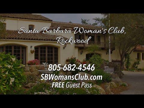Santa Barbara Woman's Club Rockwood