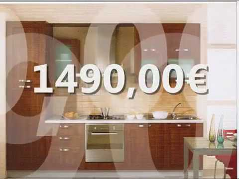 Centro cucine napoli Franco Marcone al 50% - YouTube