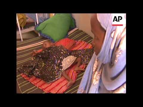 UN humanitarian chief visits drought stricken ethnic Somali region