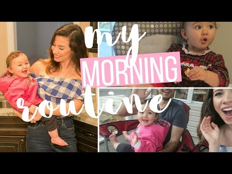 morning-routine-in-our-new-house!- -morning-routine-2018- -hayley-paige