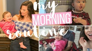 Morning Routine In Our New House! | Morning Routine 2018 | Hayley Paige