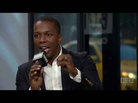 "Leslie Odom, Jr. Speaks On His Album, ""Simply Christmas"""