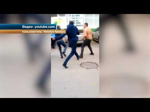 Массовая драка в Ростовской области
