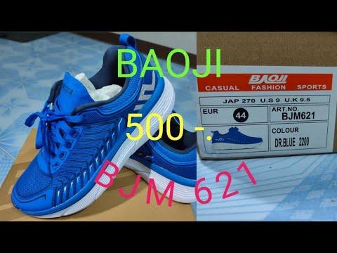 รองเท้าเบาโอจิ 621 รองเท้าBAOJI 621