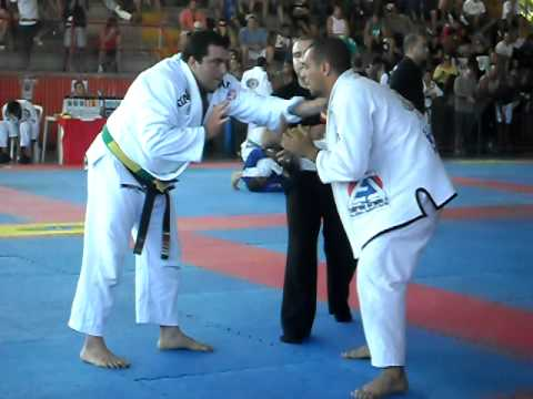 Fabricio Araujo Semi final Rolls Gracie