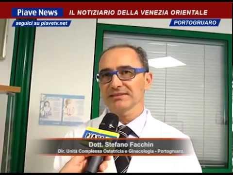 Nuovi ecografi in 4D all'Ostetricia e Ginecologia di Portogruaro
