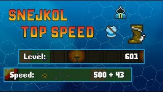 Rucoy Online - SNEJKOL TOP SPEED!!! CRAZY!!!