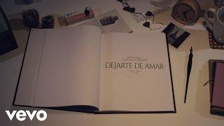 Repeat youtube video Dulce María - Dejarte De Amar (Lyric Video)