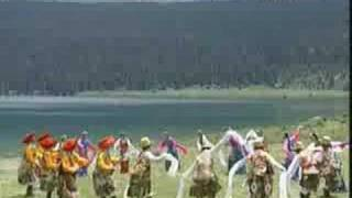 Tibetan Circle Dance Kham/Bha She (Shude Dja)