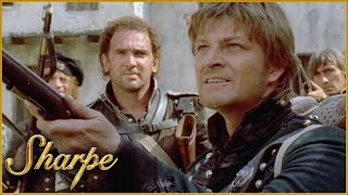 Sharpe Tries To Save One Of His Rifleman From Being Executed  | Sharpe
