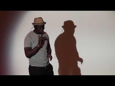 Le langage de la rue Abidjanaise | Sahin Polo | TEDxAbidjanSalon
