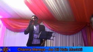 Channa Mereya Karaoke Cover | Ae Dil Hain Mushkil