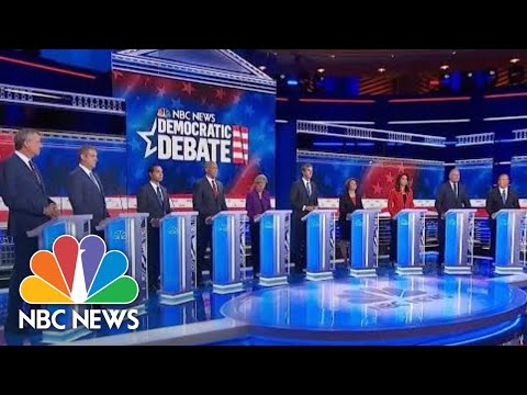 Democratic Candidates Called