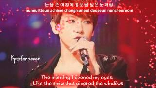 EXO Christmas Day [Eng Sub + Romanization + Hangul] HD
