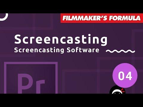 Screencasting Tutorial #4 - Screencastng Software Interface thumbnail