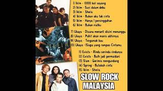 IKLIM EXISTS SLAM - SLOW ROCK MALAYSIA