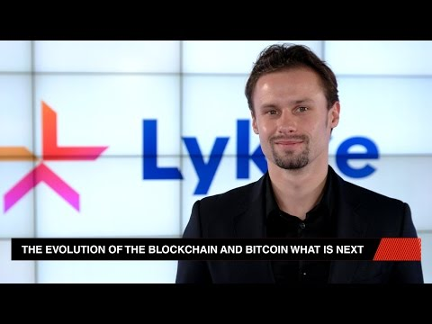 Evolution Of Blockchain Tech
