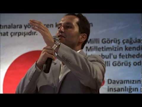 """Dr. Fatih Erbakan """"Kredi Kartlarıyla İnsanlar Nasıl Soyuluyor""""  Çorum"""