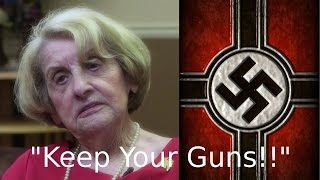 WWII Survivor Warns of SOCIALISM and GUN CONTROL! (MUST WATCH) thumbnail