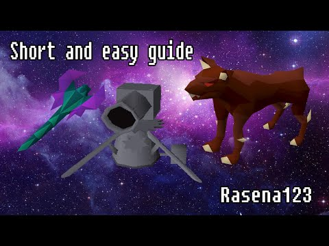 Hellhounds Slayer Task Efficient And Fast Way 2019 - Oldschool Runescape -