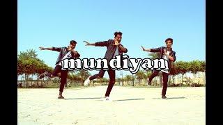 BAAGHI 2 MUNDIYA DANCE CHOREOGRAPHY