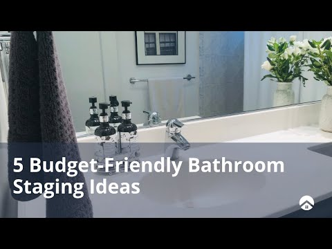 5 Bathroom Staging Ideas Inspired By 5 Star Luxury Hotels