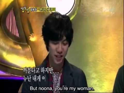 Eng Episode 30  lee seung gi  Narration Voice