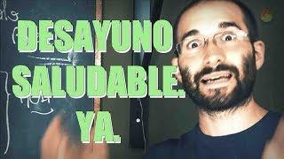 COMO DESAYUNAR BIEN Y SALUDABLE || KetoBuffed