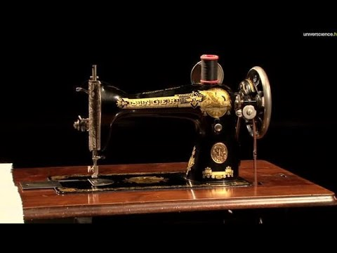 machine coudre 1927 youtube