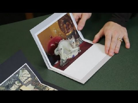 Homemade Greeting Cards: Photo Pop-Up Cards : Homemade Greeting Cards