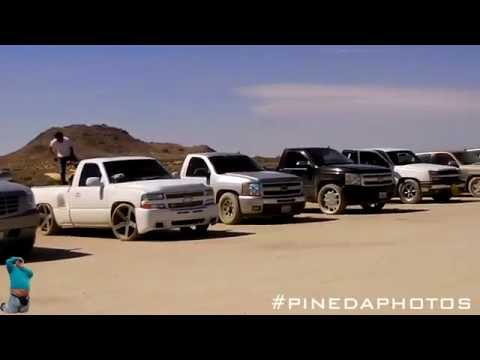 HD street trucks El Mirage Meet