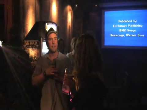 Karaoke Marriage Proposal