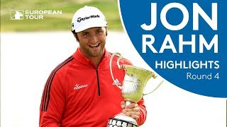 Jon Rahm wins the 2018 Open de España | Final Round Highlights