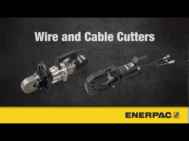 Industrial Cutters | Enerpac