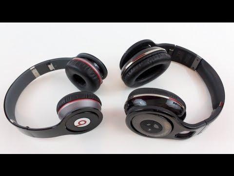 beats by dr dre wireless vs scosche rh1060 bluetooth headphones youtube. Black Bedroom Furniture Sets. Home Design Ideas