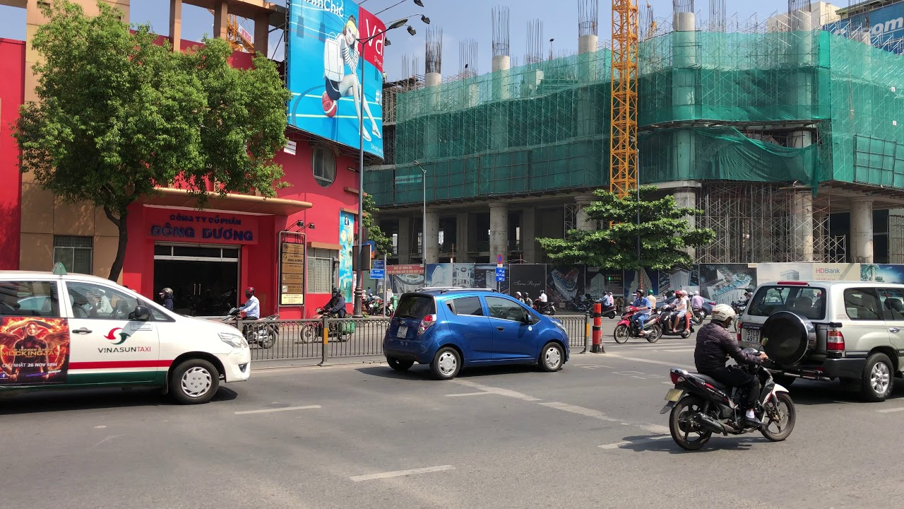 Ngã 4 Nam Kỳ Khởi Nghĩa, Lý Chính Thắng, quận 3, Tp Hồ Chí Minh