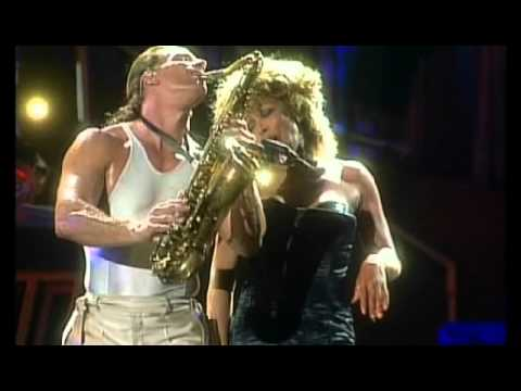TINA Turner  -- PRIVATE DANCER [ Live in AMSTERDAM ]