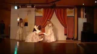 Brides Sex Bomb Dance Coral Sea Невесты Секс Бомба Танец Корал Си