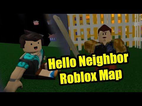Hello Neighbor Roblox The Neighbor Full Game