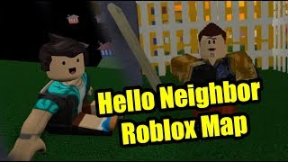 Hello Neighbor Roblox The Neighbor Full Game
