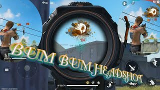 Download Lagu BUM BUM HEADSHOT FREE FIRE GAMEPLAY mp3