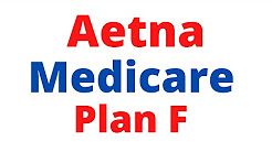 Aetna Medicare supplement plan F