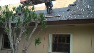 Shingle Roof Demolition in Kendall, FL - Istueta Roofing