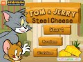 Tom and Jerry Steel Cheese Games to Play - Tom and Jerry Steal Cheese Gameplay Video