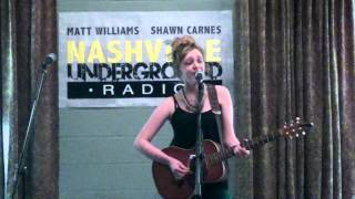"Ella Mae Bowen, ""Tin Roof Rain"" LIVE at the Nashville Underground Radio One Year Anniversary"