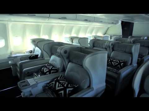 Fiji Airways with Elizabeth Powell